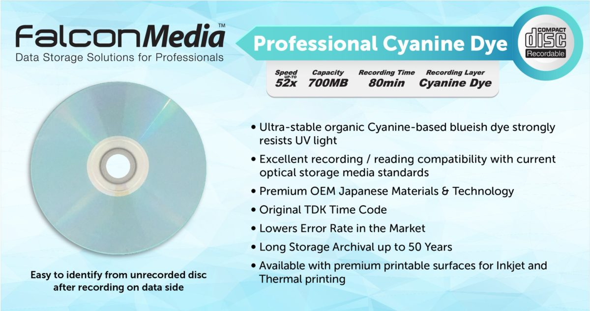 Professional Advanced Cyanine Infographic